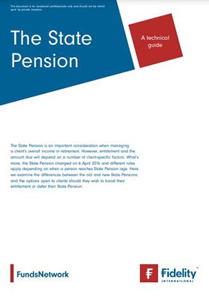 The State Pension - a technical guide