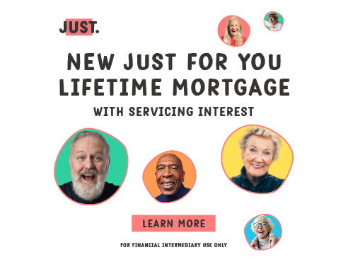 New Just For You Lifetime Mortgage